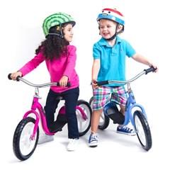 [카잠] 밸런스바이크 v2e (블루)페달없는 유아 자전거_(672433)
