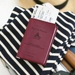 아이코닉 플라잉 여권케이스