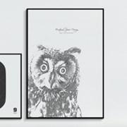 픽토프레임-북유럽 스타일 대형액자-PICF-101