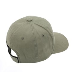 Cotton Cap_Khaki