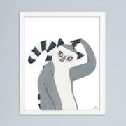 [Millim]Zoo_여우원숭이