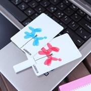 유기동물 기부 캠페인 세이브미 8GB USB
