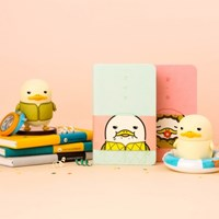 DUCKOOxWORKS 오감노트 - YOOHOO NOTEBOOK