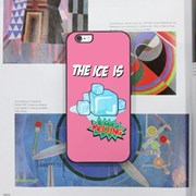 'MAZEWALKER' THE ICE IS MELTING BLACK CASE