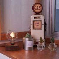 더루나 제이드 에디슨 LED 램프
