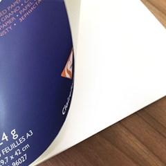 [클레르퐁텐] 헤비 화이트 드로잉패드 A3 (224G)