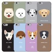 강아지 핸드폰케이스 [하드케이스] 아이폰,갤럭시