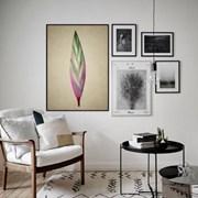 꽃그림 액자 북유럽 식물 포스터 보타니컬 꽃봉오리