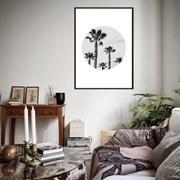 야자수 그림액자 북유럽풍 보타니컬 식물