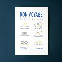 TRAVEL RECORD - BON VOYAGE