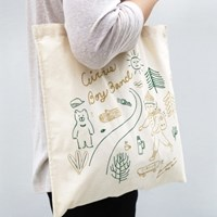 CBB cotton bag M 04 hiking