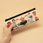 CLEAR POUCH LONG VER.4 2종