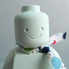추억의 장난감 블럭 -BOY (3colors)
