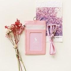 심플 지퍼 카드케이스(simple zipper cardcase)