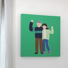 COUPLE CANVAS