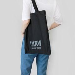 TMRW에코백_블랙
