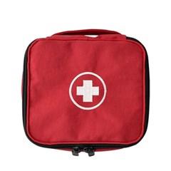 First Aid Kit Red Mini Storage