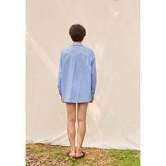 [closingment] women's pajama set - blue