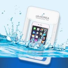 알로코리아 휴대폰 스마트폰 방수팩 WP201 IP68 방수