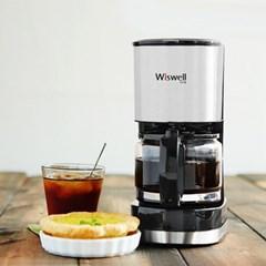 커피메이커 미니 WSC-6669 /커피머신/원두커피머신