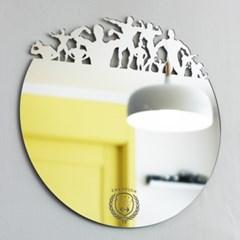 상남자를 위한 예쁜 거울