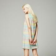 [sweet180] POPSICLE TWIGGY DRESS (2colors)