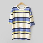 Summer Stripe TEE (2-color)