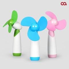 (오아) 핸디팬 USB 휴대용 미니선풍기