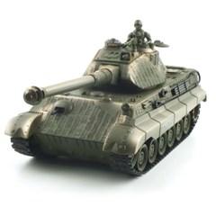 [2.4GHz] 벙커배틀탱크 R/C (YAK104046KH) 킹타이거 탱크 무선모형