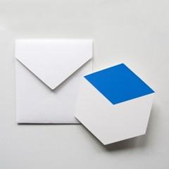 CARD CUBE / OVAL