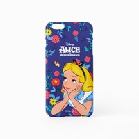 [Disney]Pattern Alice_아이폰6+/6S+케이스