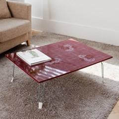 로즈 와인 다용도 테이블