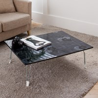 로즈 블랙 다용도 테이블