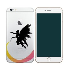 [BANIMONG]쉐도우레이어 투명 젤리케이스 - 갤럭시2