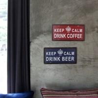 Keep Calm 틴포토 2p세트