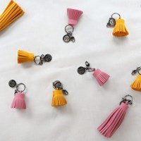 D.LAB Mini tassel - 7 color