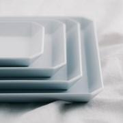 [아리타재팬] TY Square Bowl 220 White