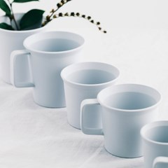 [아리타재팬] TY TEA Cup Handle Gray
