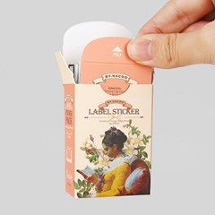 Label Sticker Pack-24 Reading