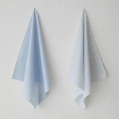 루디 손수건 블루