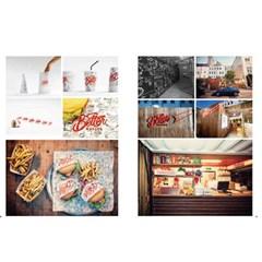 Bon Appetit - Complete Branding for Restaurants, Cafes, and Bake
