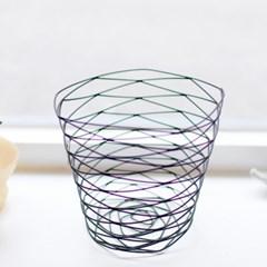 Wire long basket