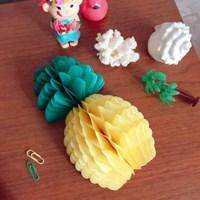 Pineapple Honeycomb