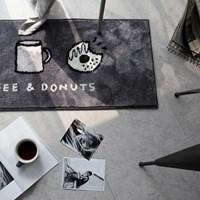 도넛 소프트 주방매트