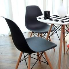 디센 EIFFEL 에펠 700 젤리빈 4인 테이블 세트
