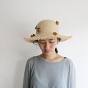 [라렌트리]통통파인애플 밀집모자