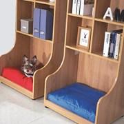 투인플레이스 강아지책장하우스 650 *전용쿠션포함*