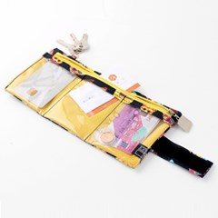 3 Pocket pouch S