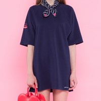 Heart raglan dress (2colors)