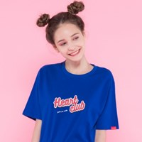 Heart color logo top (2colors)